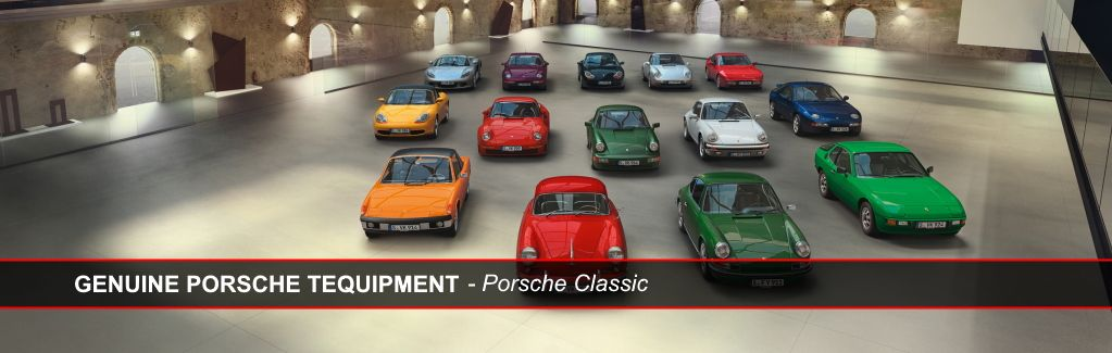 Porsche Classic Tequipment Accessories