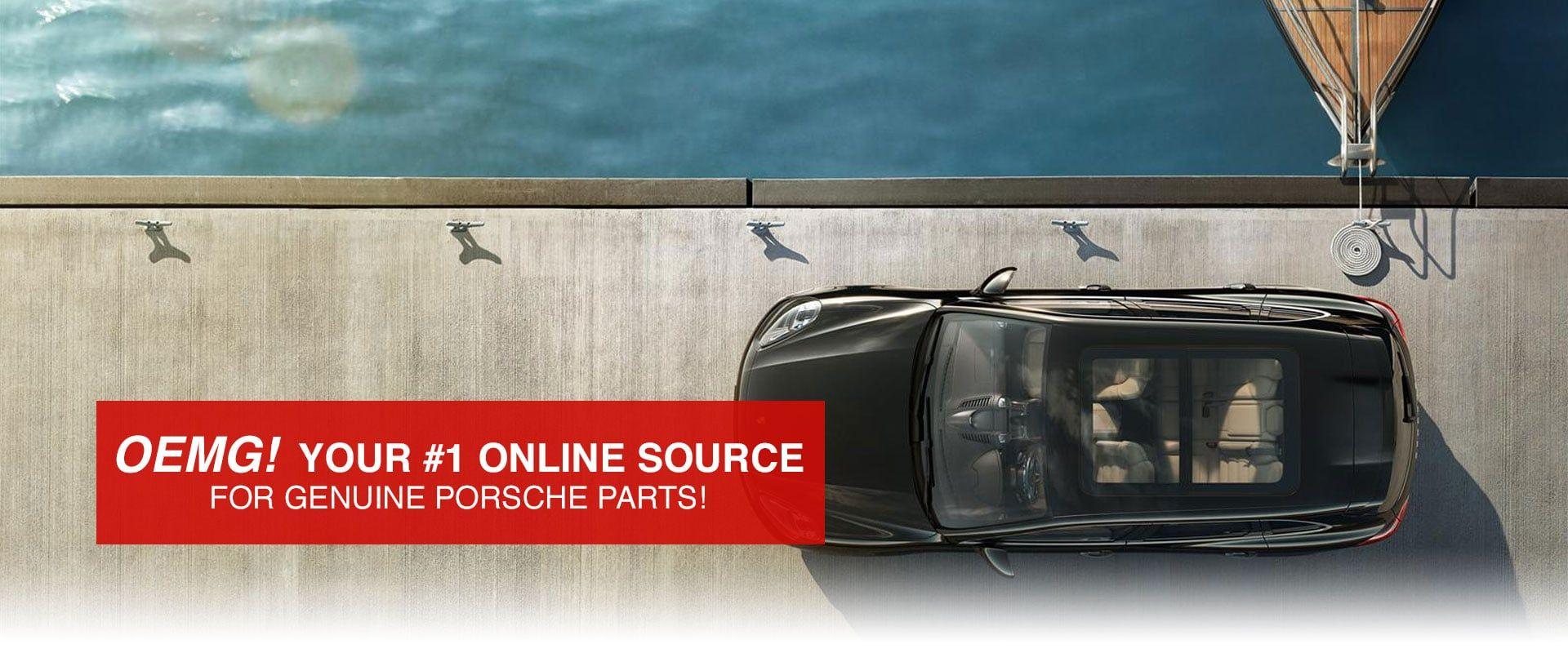 Genuine Porsche Parts