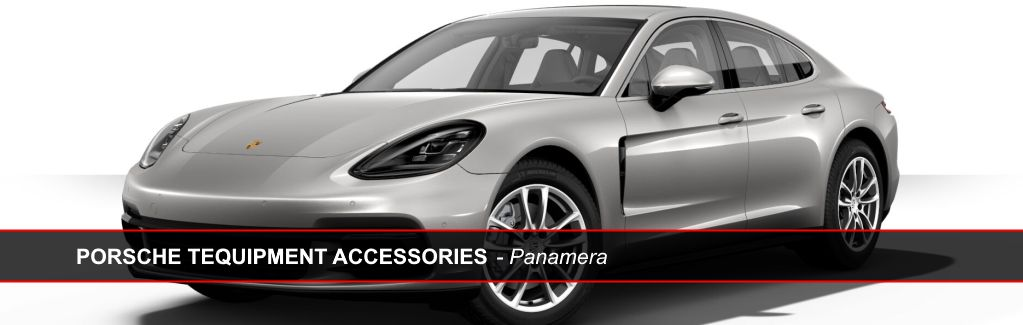 Porsche Panamera Tequipment Accessories & Parts
