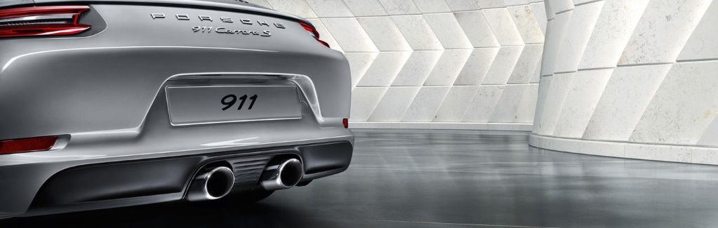 Porsche Sport Exhausts