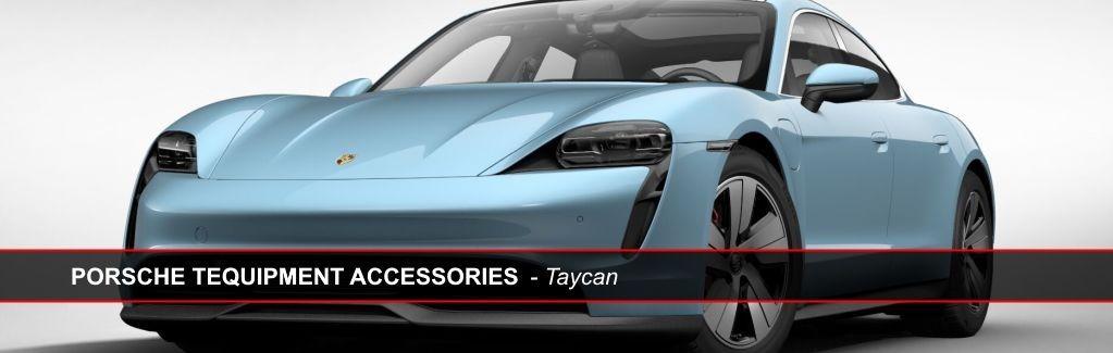 Porsche Taycan Parts & Tequipment Accessories