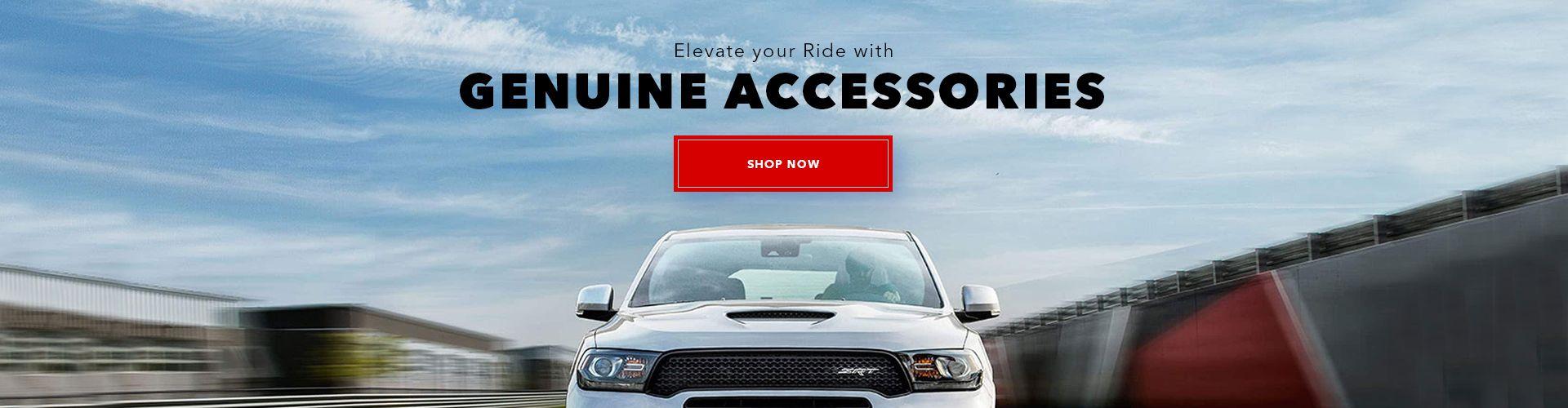 Genuine Mopar Parts & Accessories