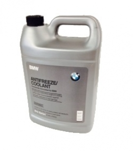Coolant, Antifreeze
