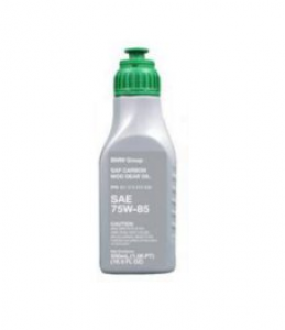 BMW rear axle fluid SAE 75W-140