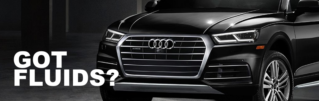 Genuine Audi Fluids