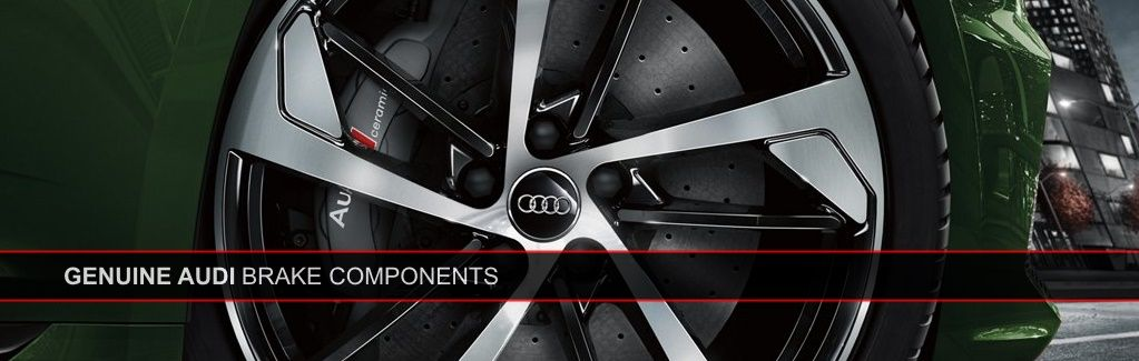 Audi Brake Components