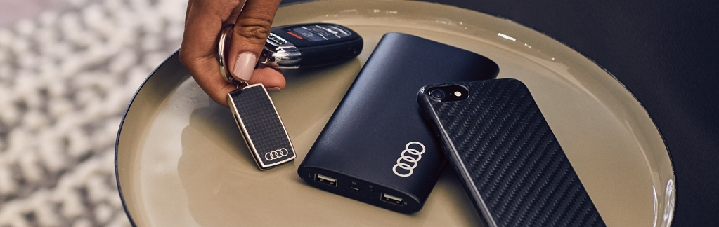 Audi Collection Key Rings