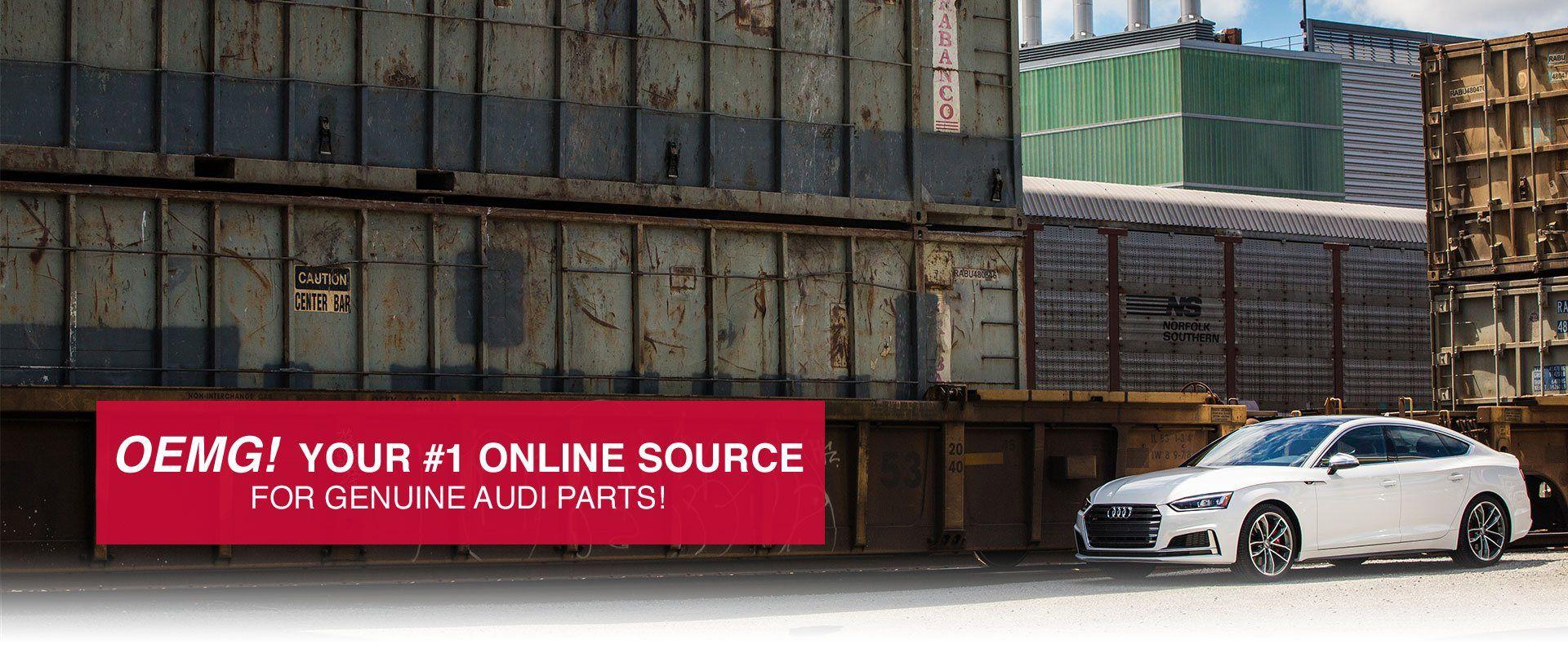 Genuine Audi Parts