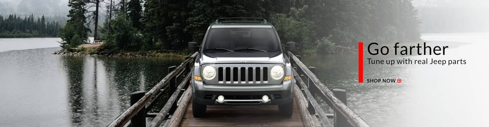 Shop Jeep Parts & Accessories