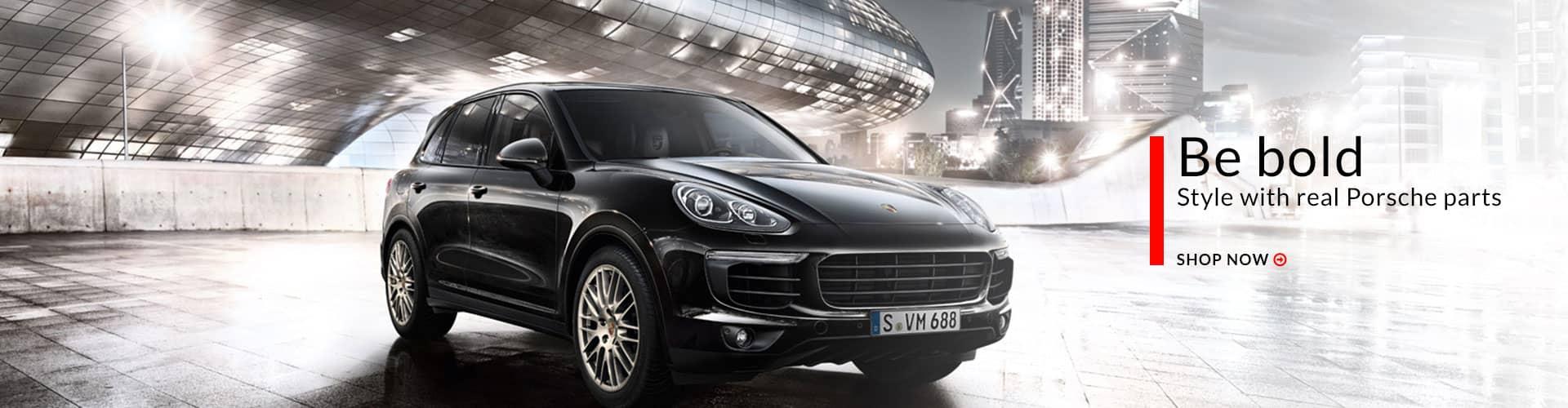 Shop Porsche Parts & Accessories