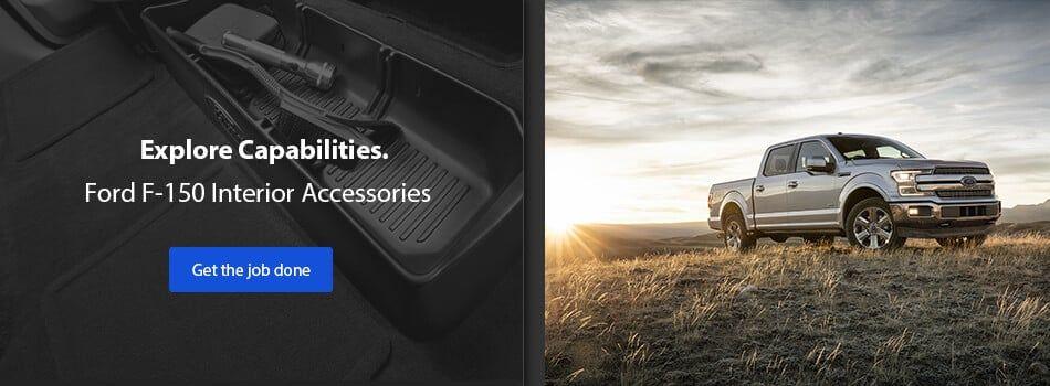 Ford Interior Accessories