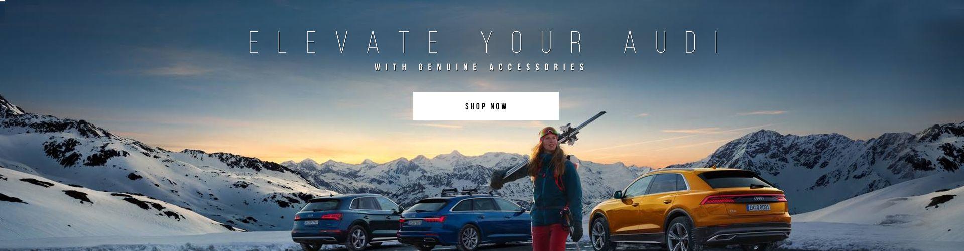 Shop Genuine Audi Parts Now
