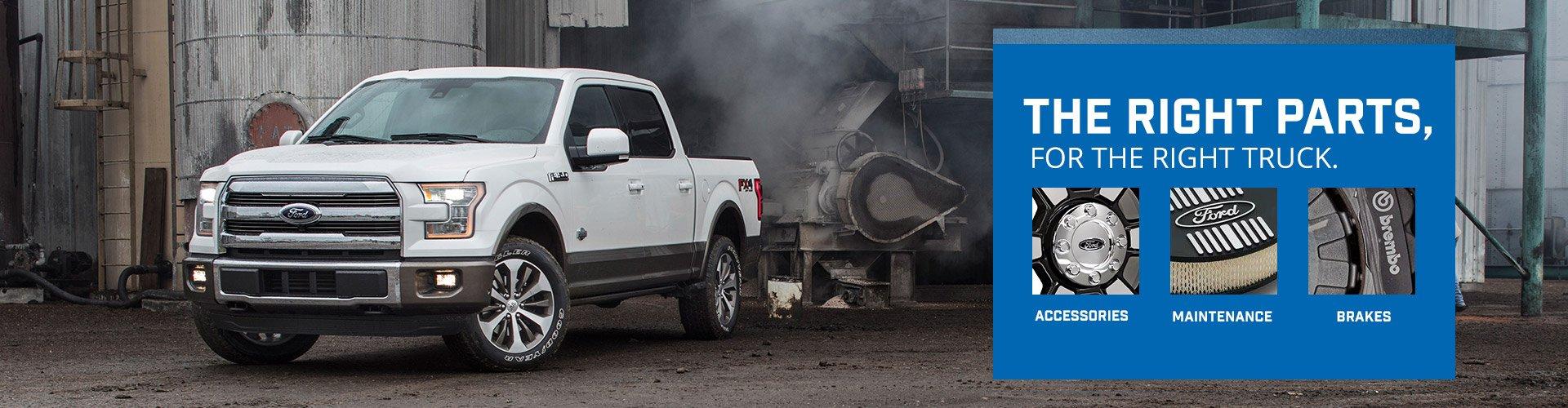 Ford Genuine Truck Parts & Accessories