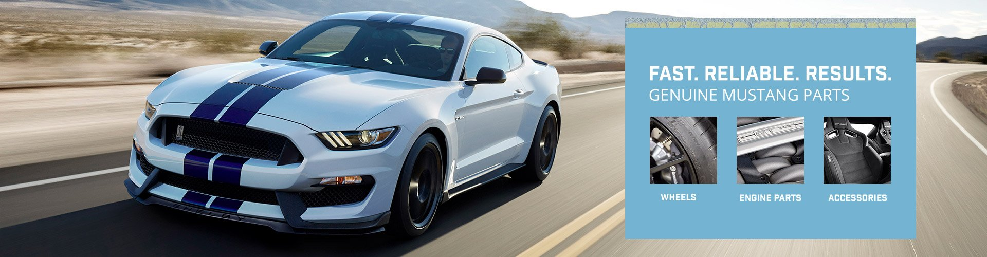 Ford Mustang OEM Parts & Accessories