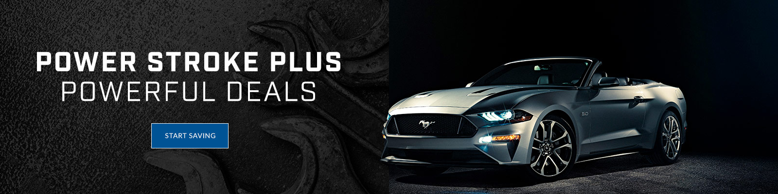 Genuine Mustang Parts and Accessories