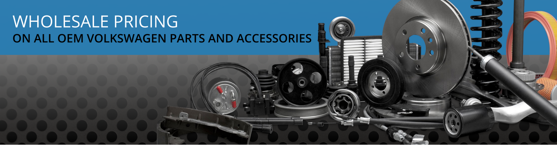 Shop Volkswagen Parts and Accessories