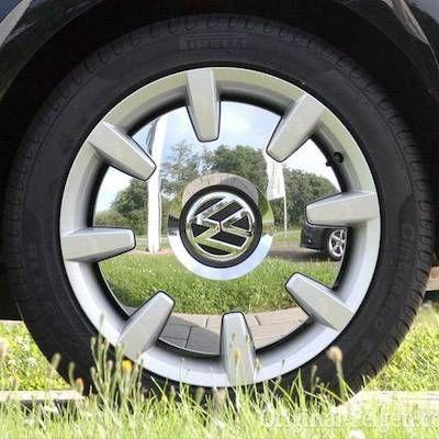 OEM vw beetle wheels