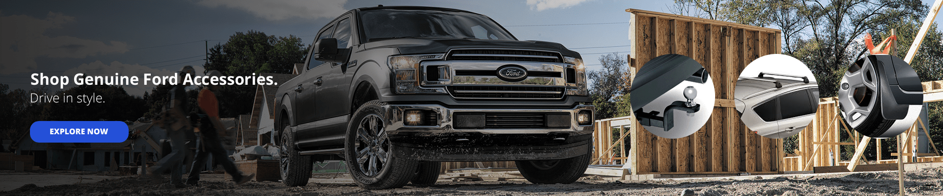 Genuine Ford OEM Parts & Ford Accessories Online Catalog