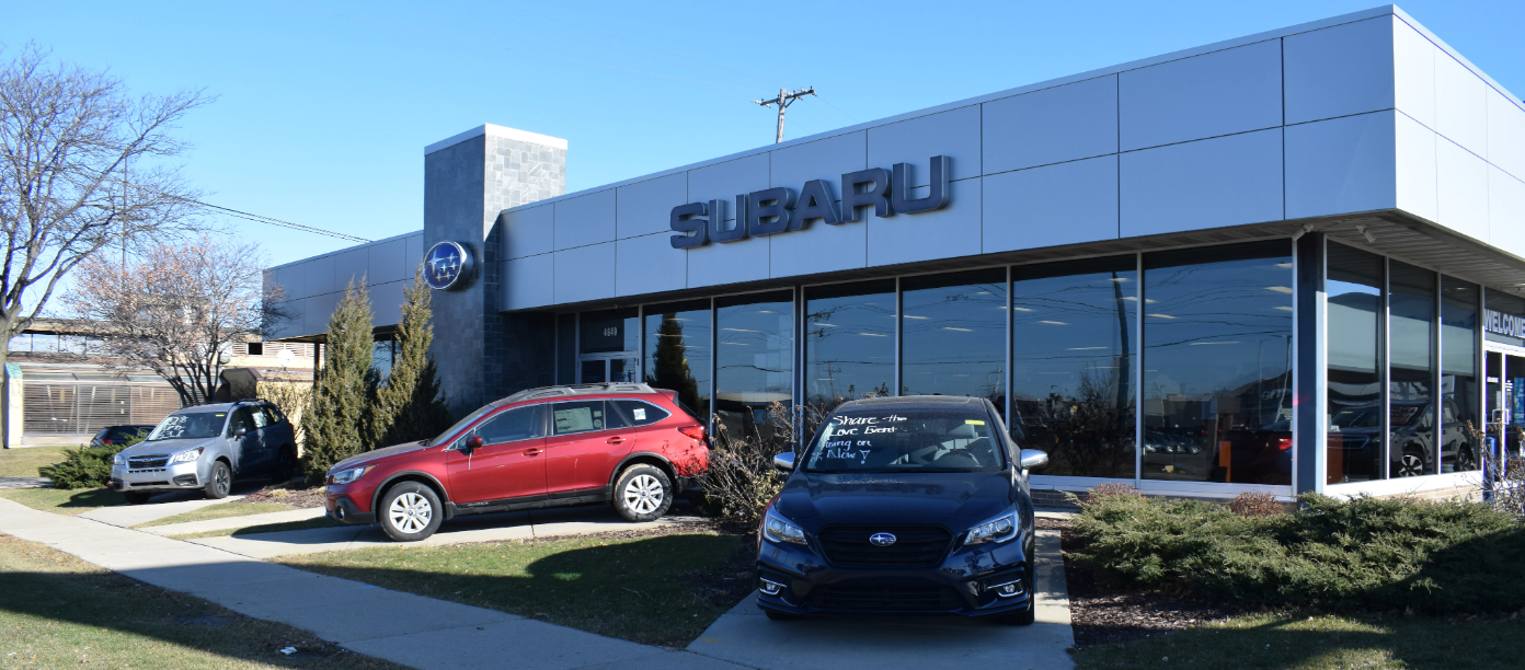 Subaru Parts Outlet Office