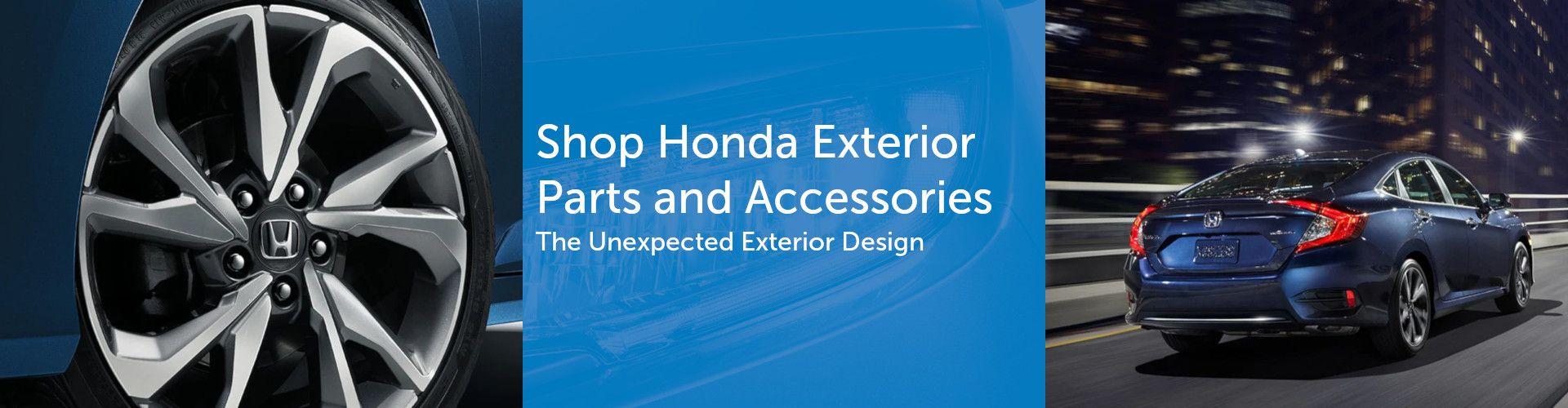 Honda Exterior Parts & Accessories