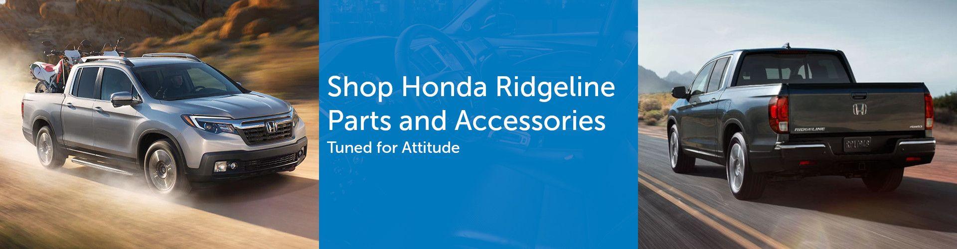 Honda Ridgeline Parts & Accessories