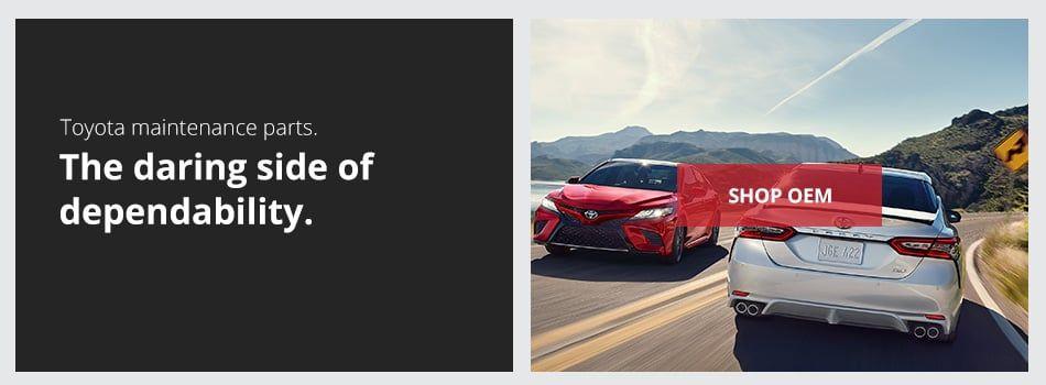 Toyota Maintenance Parts