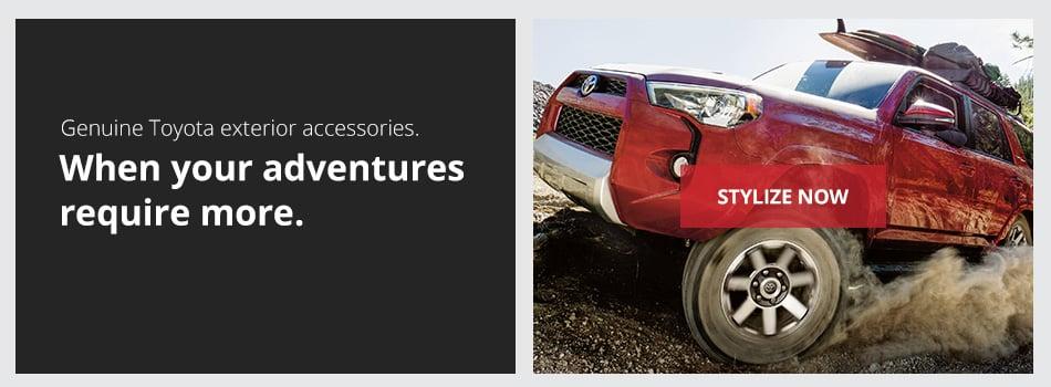 Toyota 4Runner Accessories