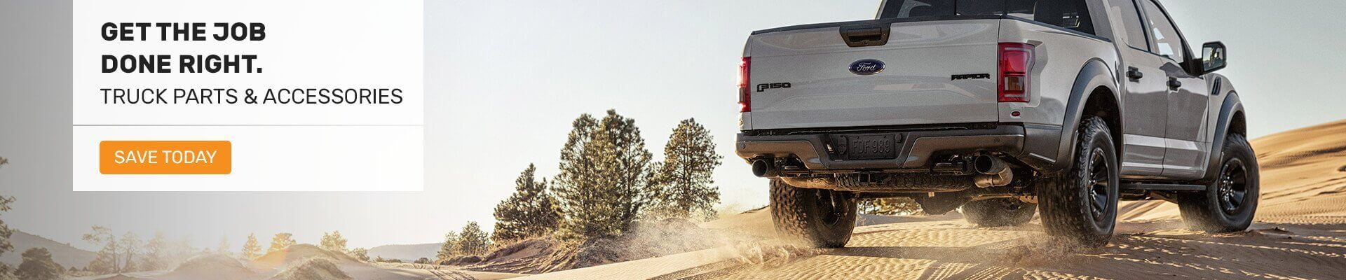 Genuine Ford Truck Parts & Accessories
