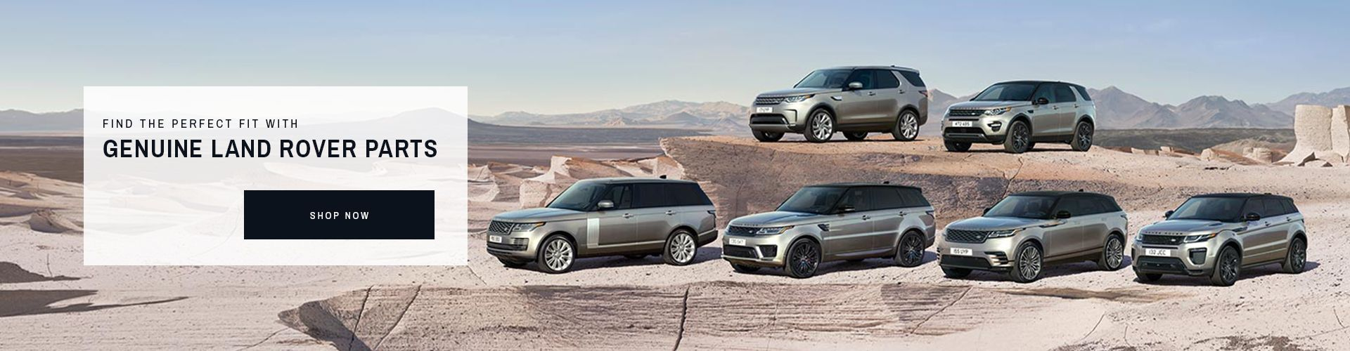 OEM Land Rover Parts & Accessories