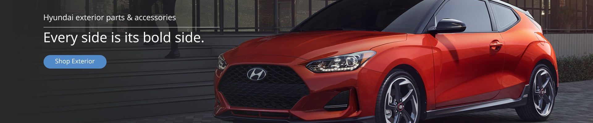 Hyundai Exterior Parts & Accessories