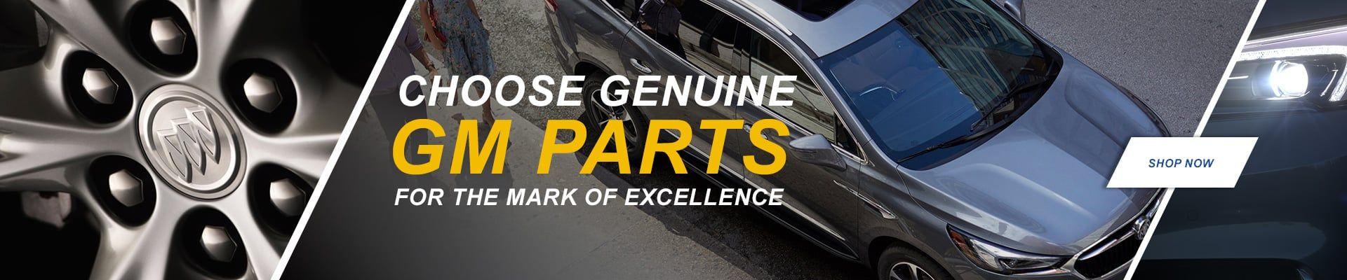 Buick Enclave Parts