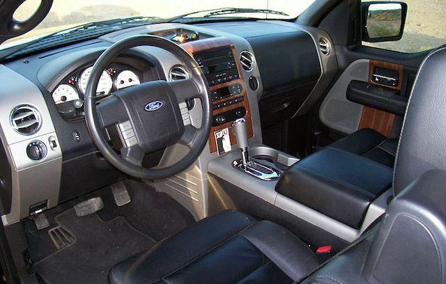 Ford lariat steering wheel