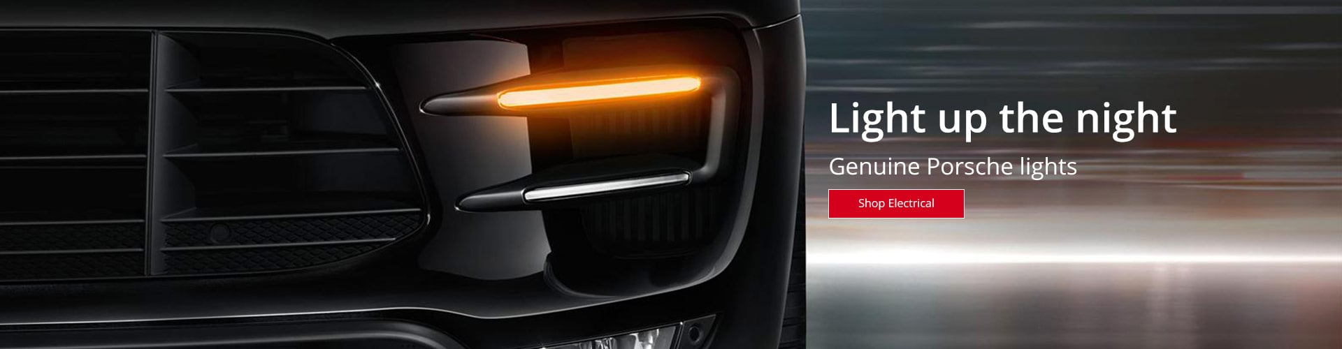 Genuine Porsche Lights and Electrical
