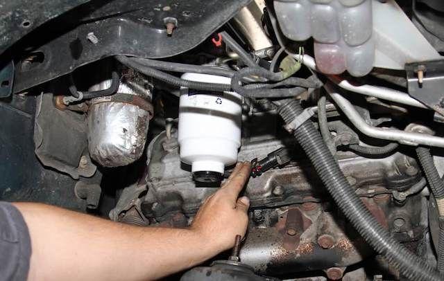 How To Diagnose A Failing Fuel Filter Housing Gmparts Center Blog Gm Parts Center