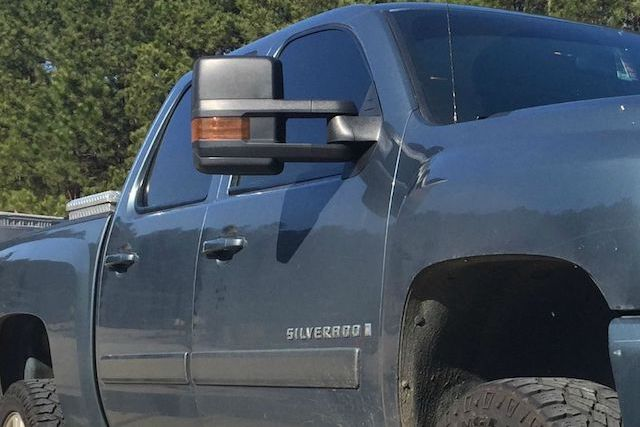Gm Parts Center How To Upgrade To Tow Mirrors On Your Silverado Gmparts Center Blog