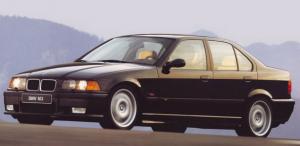 E36 3 Series (1992-1998)