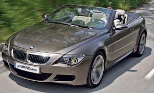 E63/E64 M6 (2006-2010)