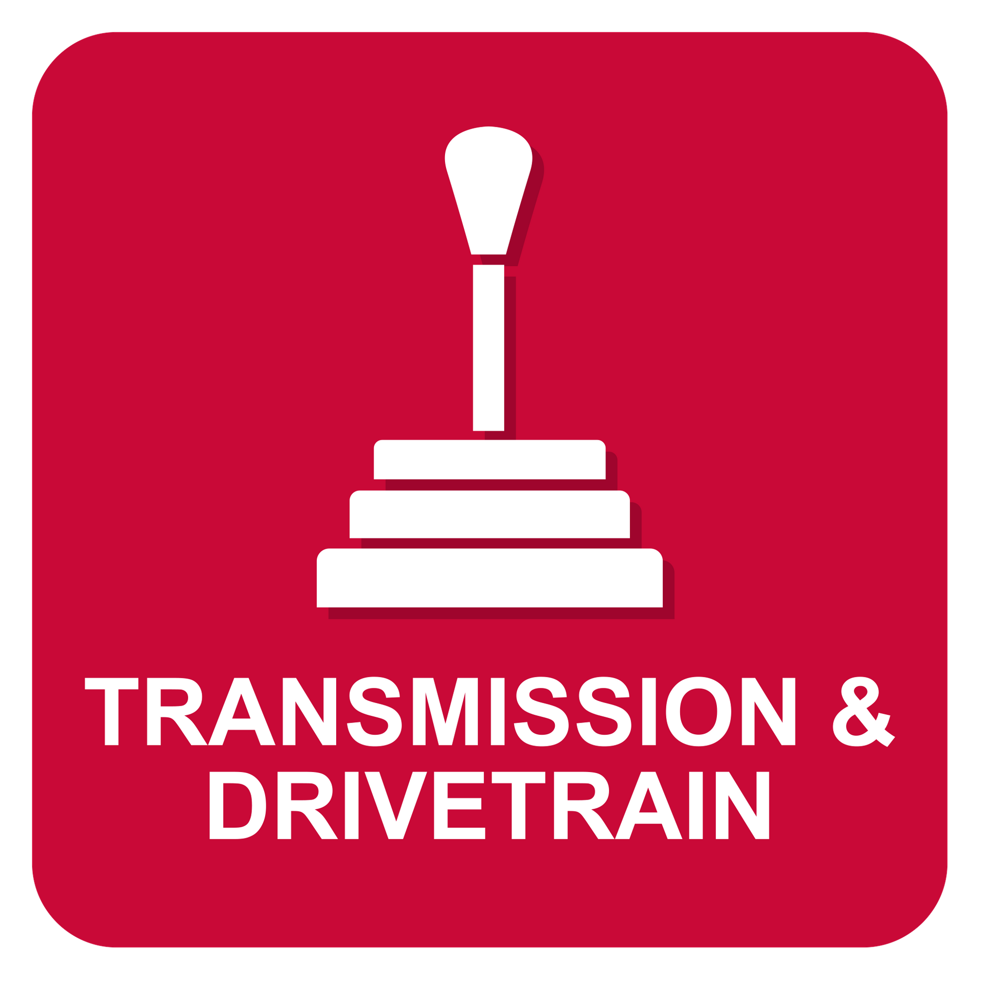 TRANSMISSION & DRIVETRAIN