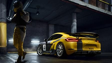 718 Cayman GT4 Clubsport Collection