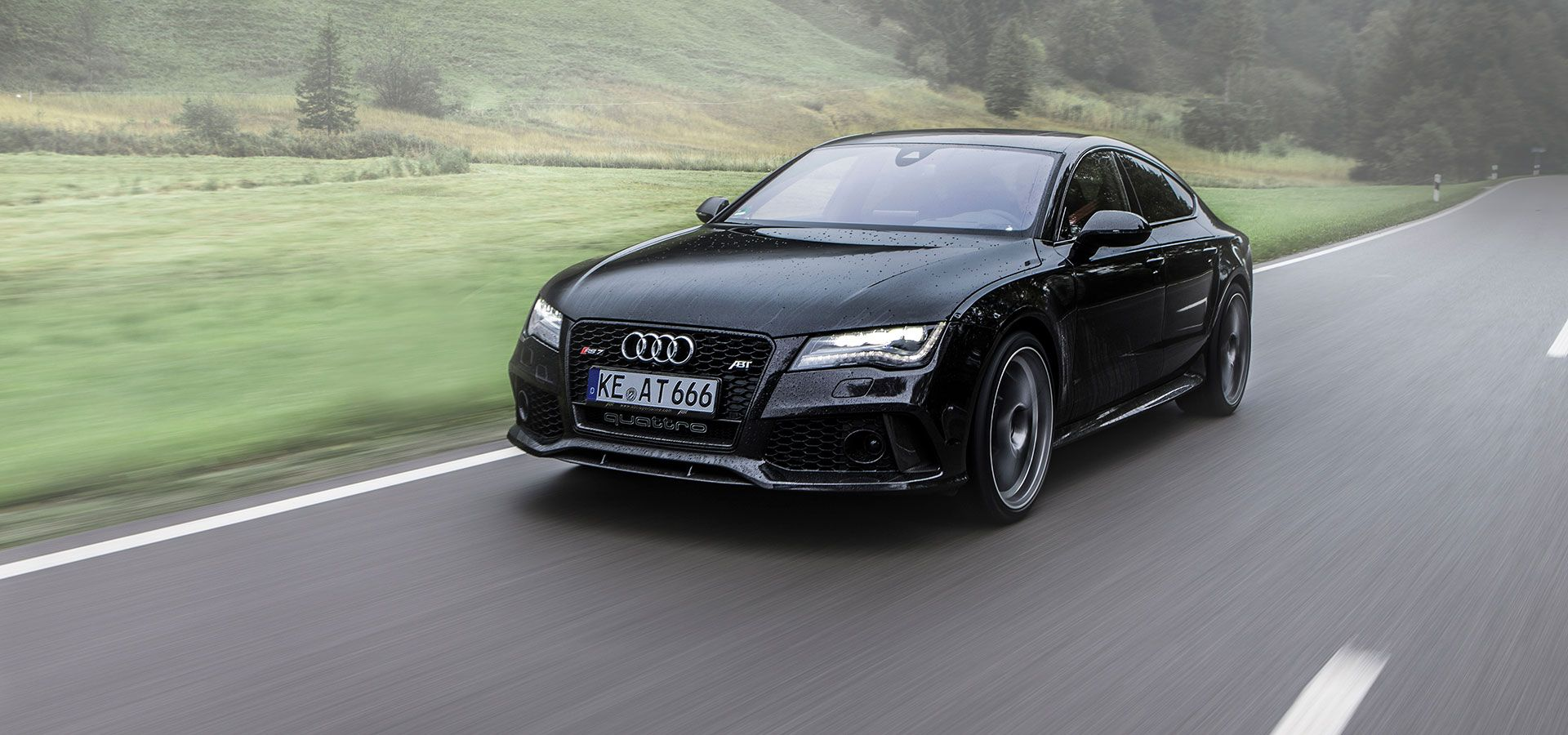 A7 - S7 - RS7