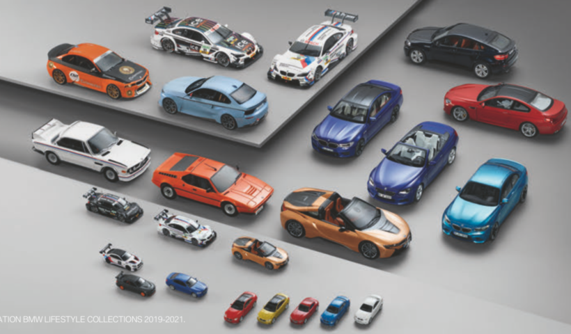 BMW Miniatures