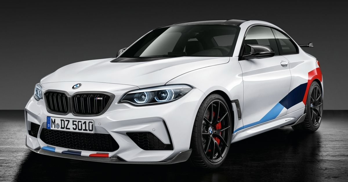 F87 - M2 LCI Competition/CS