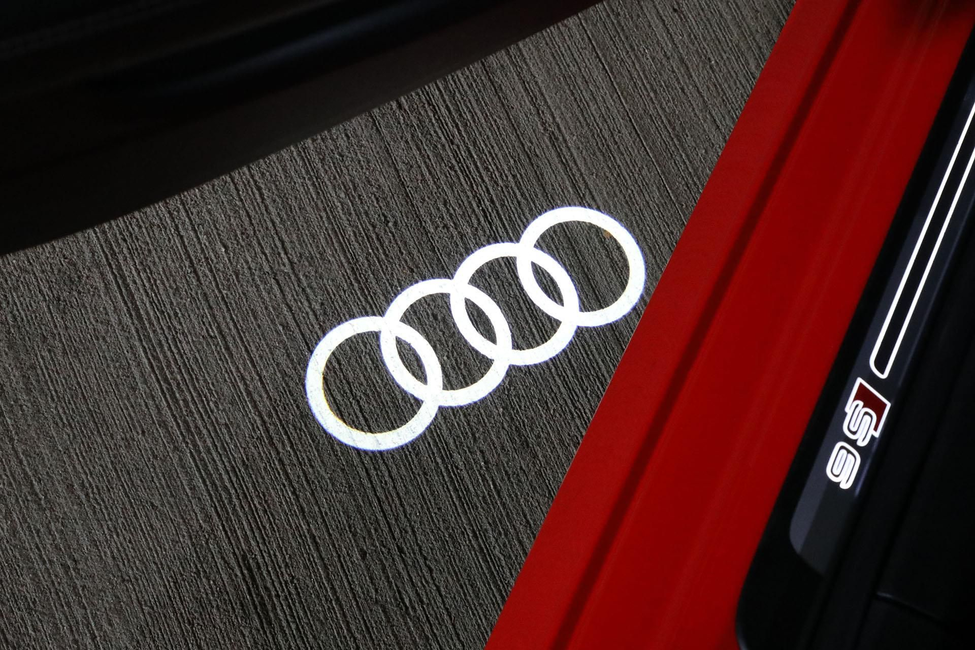 Audi Beam Rings