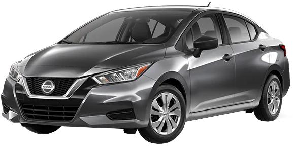 2020 Versa Sedan
