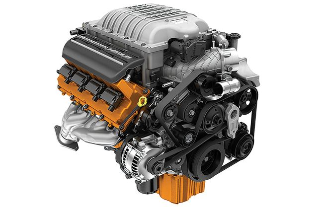 ENGINES & Components (Performance)