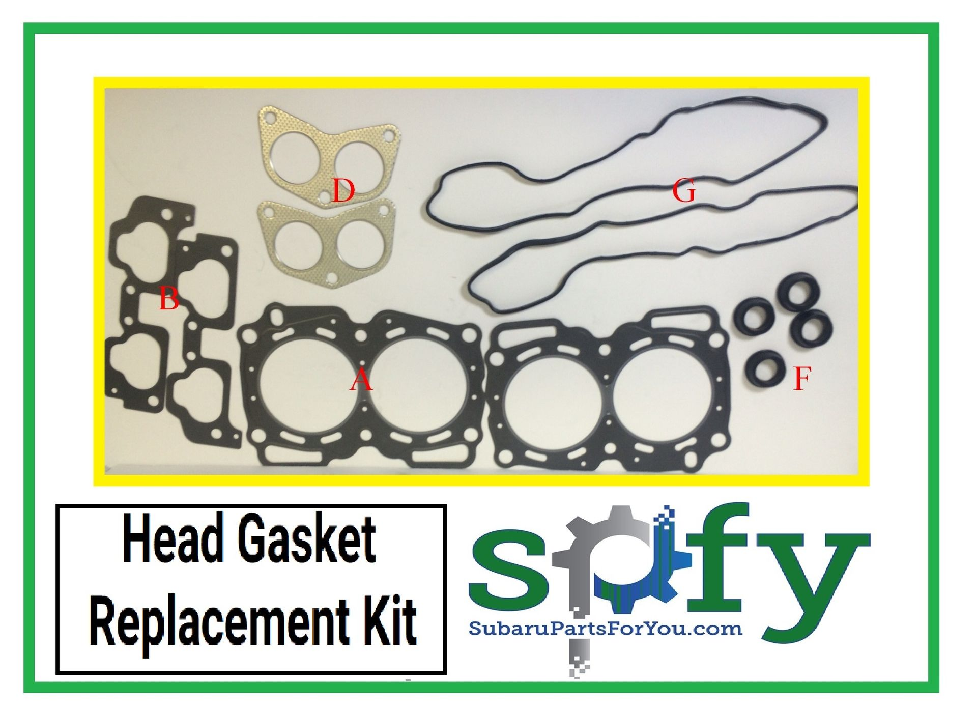Head Gasket Kits